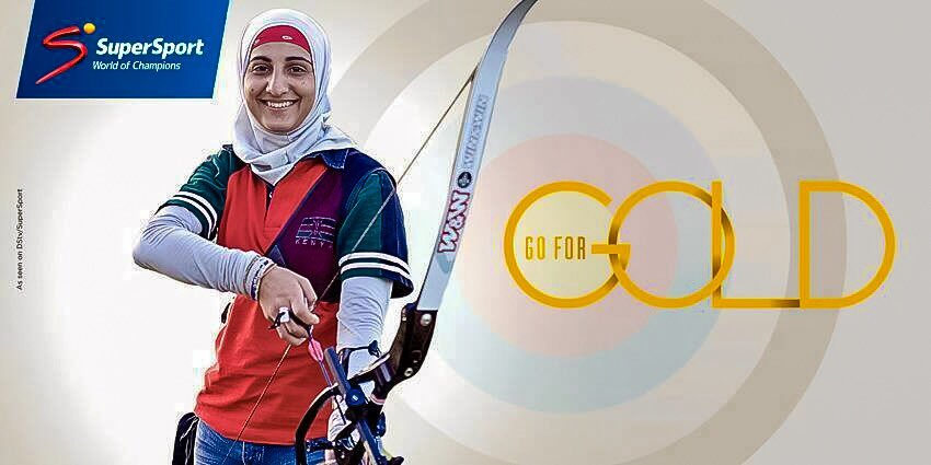 Go for Gold Girl. Still remember her passion for the Archery in campus @USIUAfrica  #Ken  All the best https://t.co/tokZmCSSXb