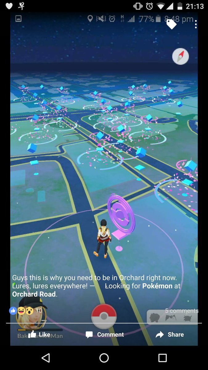 Best Pokemon GO Hotspots You Need To Visit In Singapore