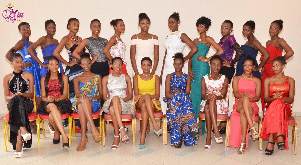 Election Miss Togo 2014 - République Togolaise