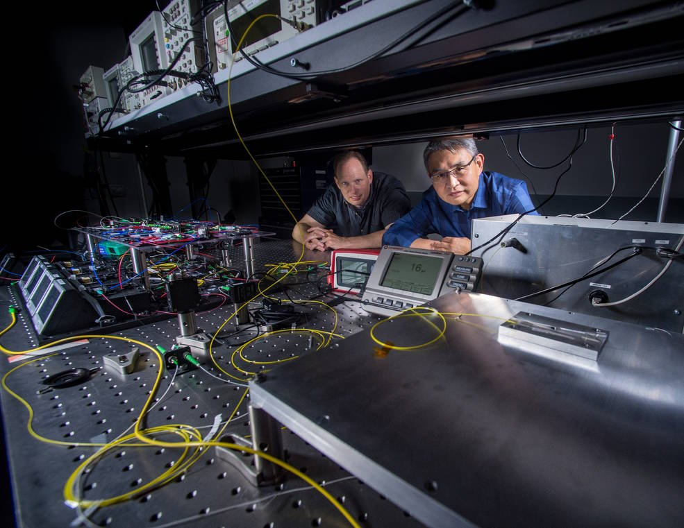 New Tech. Would Measure CO2 With Laser Accuracy