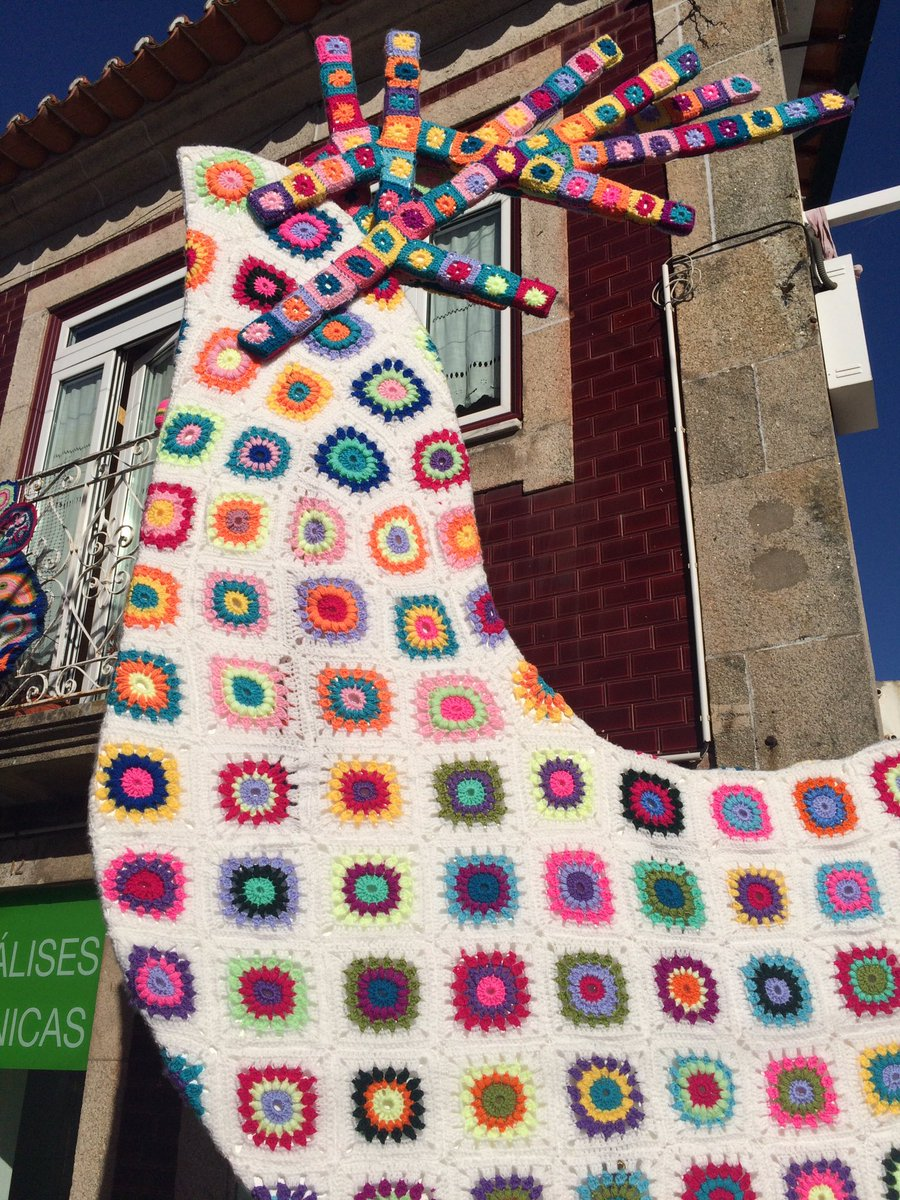 Arturo Gómez Quijano Na Twitterze O Crochet Sai à Rua Fiestas De San Sebastián Vila Nova De Cerveira Portugal
