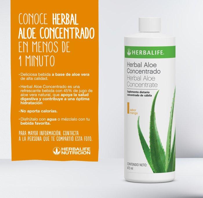 Aloe Herbalife Propiedades - Reiki Healing