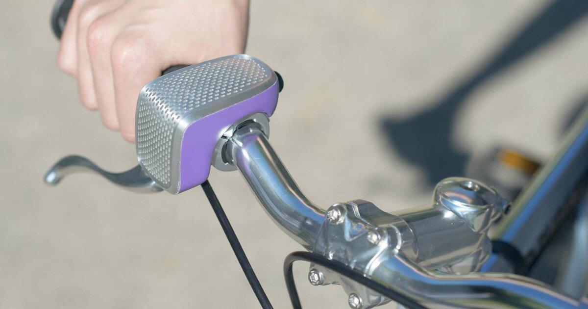 The Shoka Bell Upgrades Your Ordinary Bike To A Smart Bike