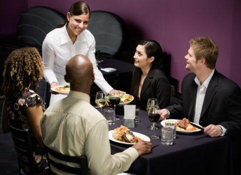banquet servers