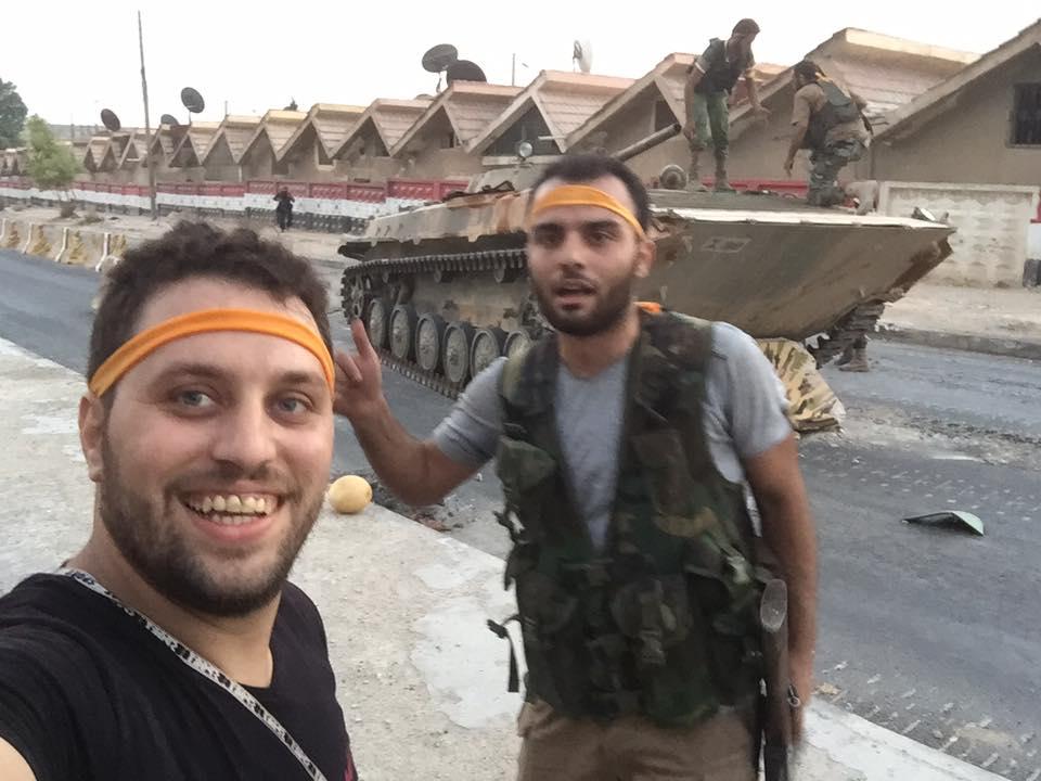 Syrian Civil War: News #9 - Page 4 CpMdBP-XgAA06ZX