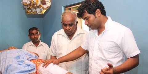 Dr. Prasad Senanayaka (BAMS)