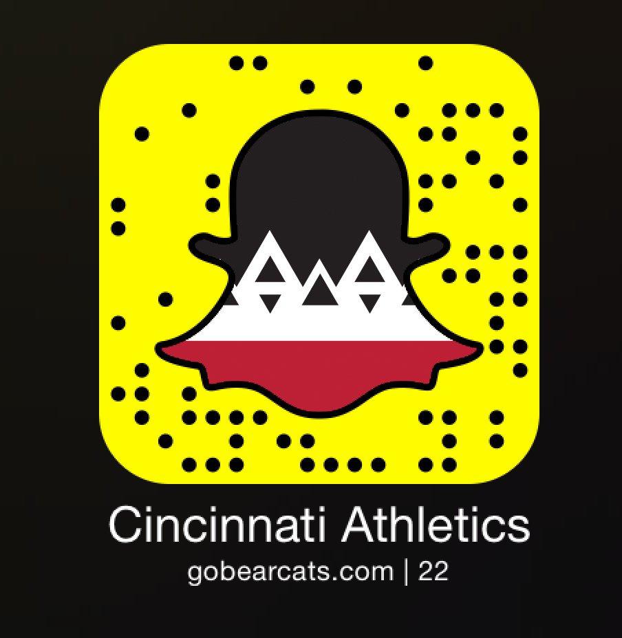 Bearcats snapchat