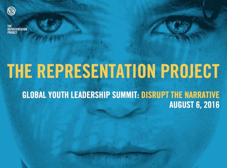 Happy to be attending @TheRepProject's Global Youth Leadership Summit today. Together, let's #DisruptTheNarrative. https://t.co/q0Zy3HAFhY