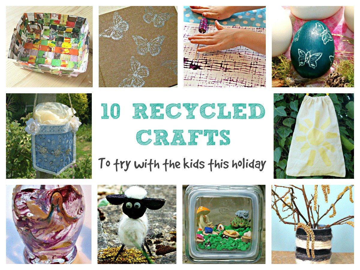 Top Summer Projects for Sunday #crafts #DIY