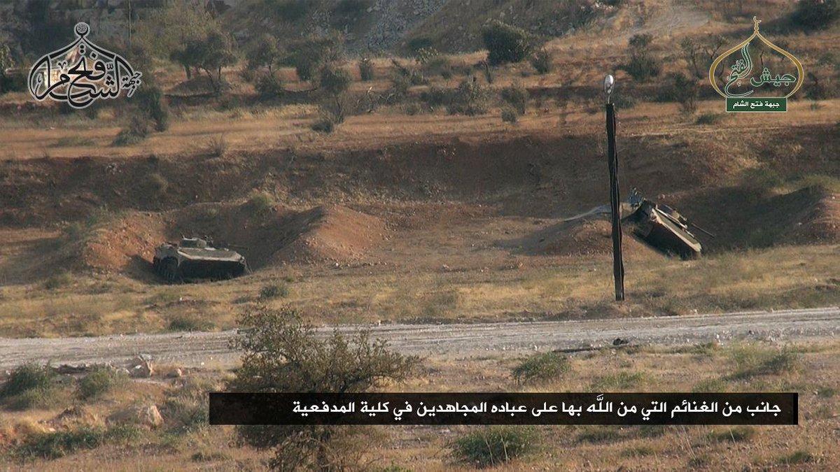 Syrian Civil War: News #9 - Page 4 CpNUJKpXEAApVKG