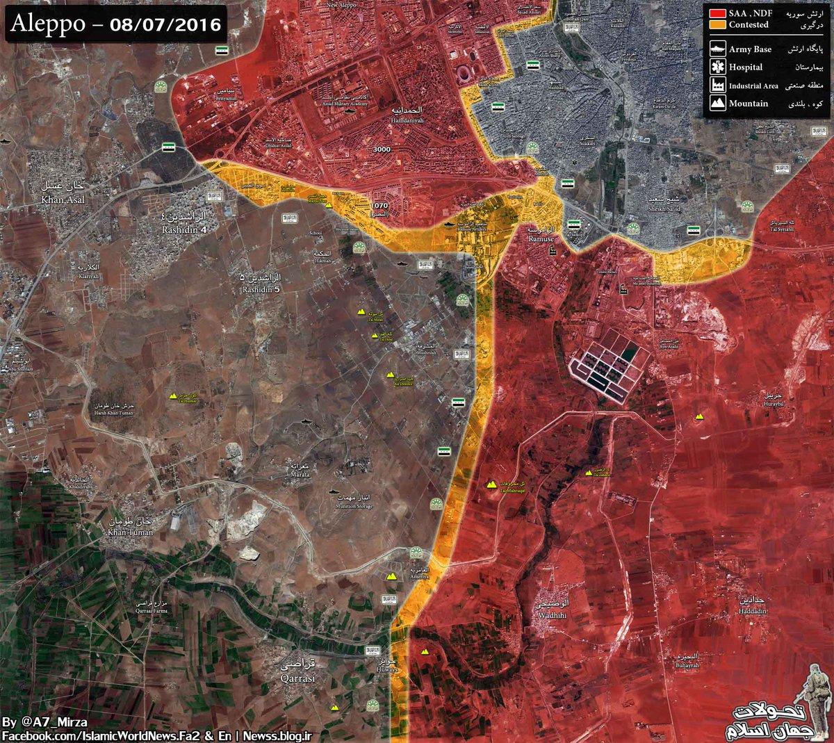 Syrian Civil War: News #9 - Page 4 CpNaiVUWYAAeZJd