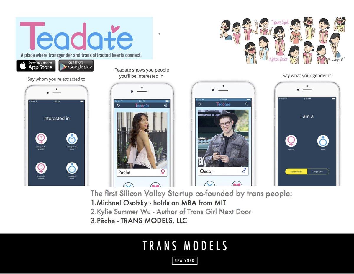 Trans dating app