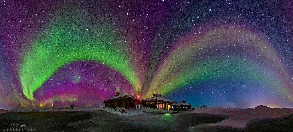 Lapland Northern Lights https://t.co/EJHCvFU42d https://t.co/OMv1s6uC8H