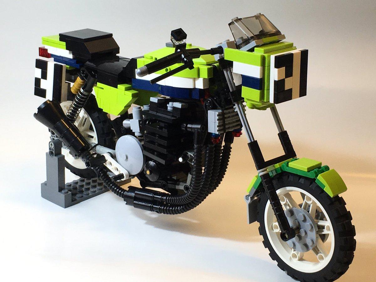 Kawasaki Zrxdaeg