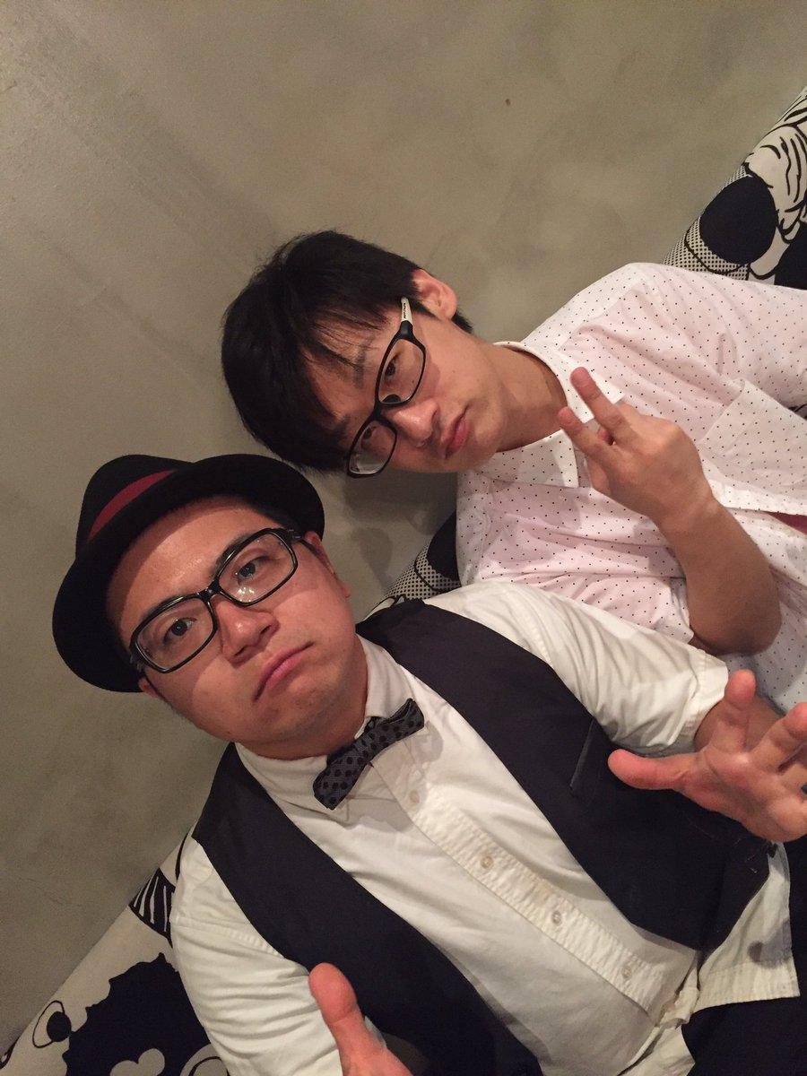 今日はとあるパーティで東京です。  報告 タッキーは元気です。 https://t.co/mvNltRR3ge