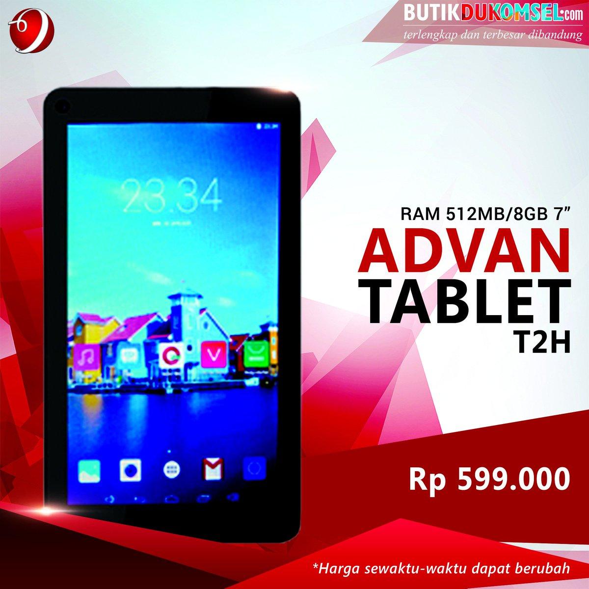 Advan T2h Daftar Harga Terkini Terlengkap Touchscreen Ts Layar Sentuh E1c 3g 70 Inci Com On Twitter Hadir Dengan Desain Khas Tablet Layarnya Berukuran