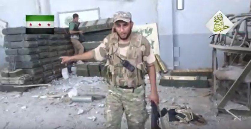 Syrian Civil War: News #9 - Page 4 CpP8q6iXEAAqMpw