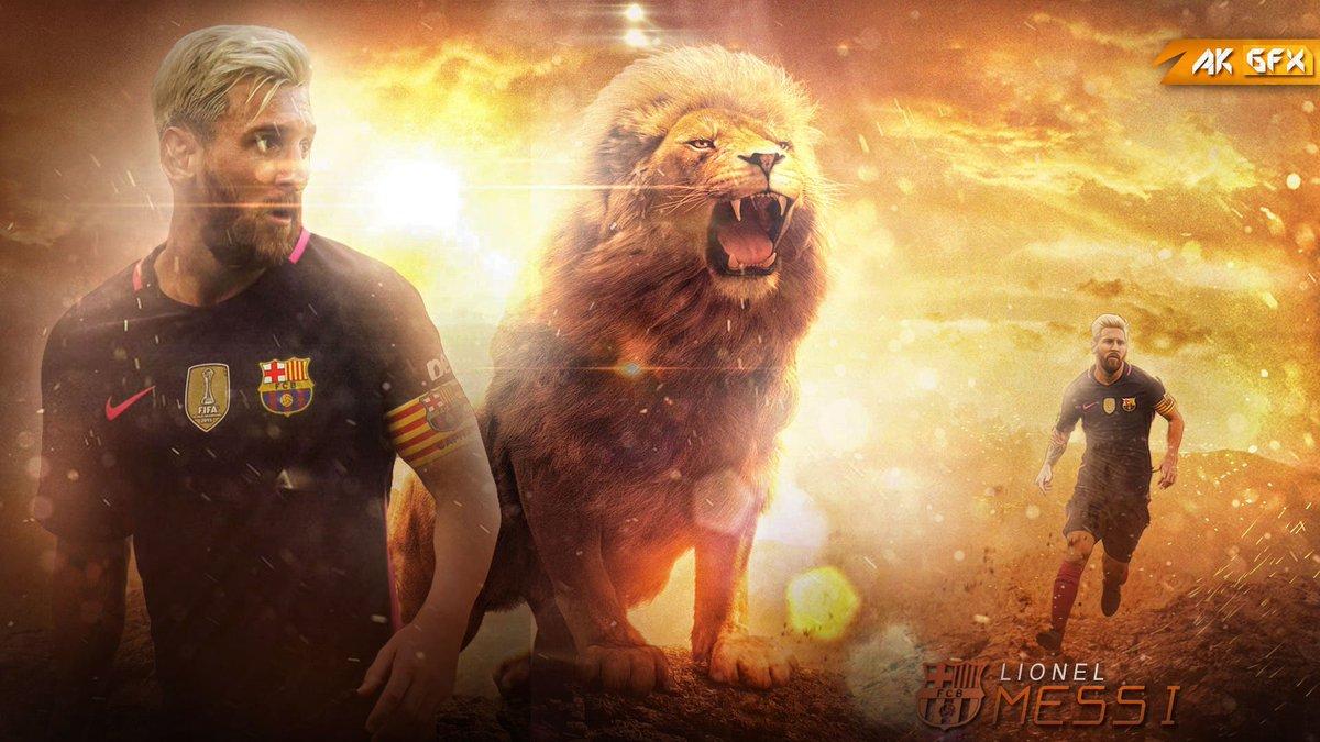 Ak Designs On Twitter Lionel Messi Wallpaper Fc Barcelona