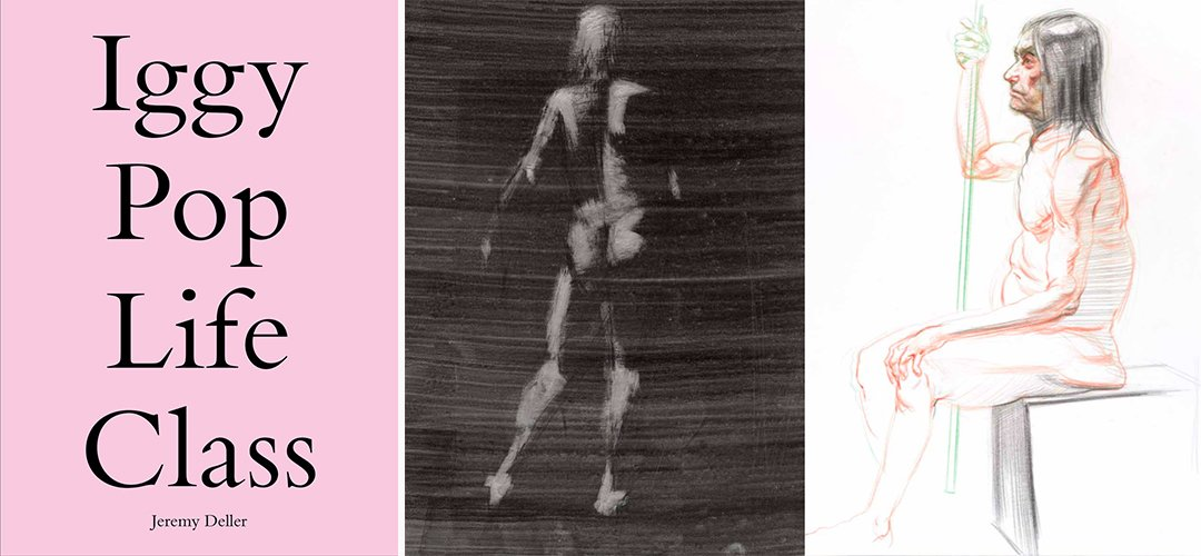artbook dap on twitter mark pearson pick drawings of iggypop from actual nude life drawing class nyacademyofart https t co 8gwgy0l38r