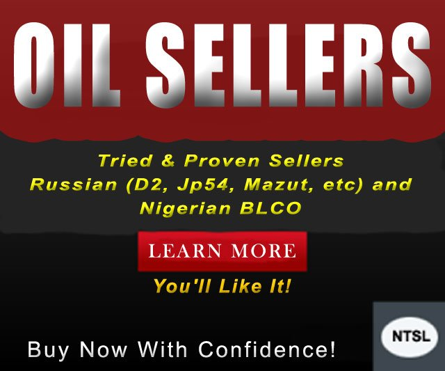 Russian Oil Sellers