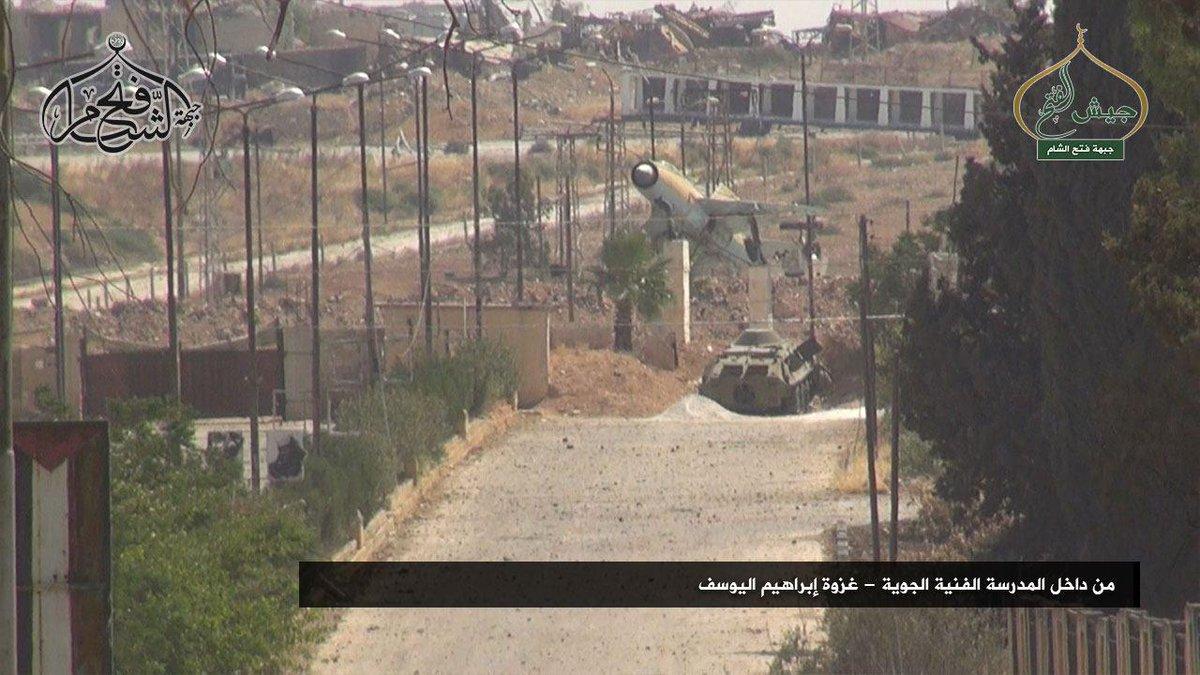 Syrian Civil War: News #9 - Page 4 CpQxMlLW8AAa0W9