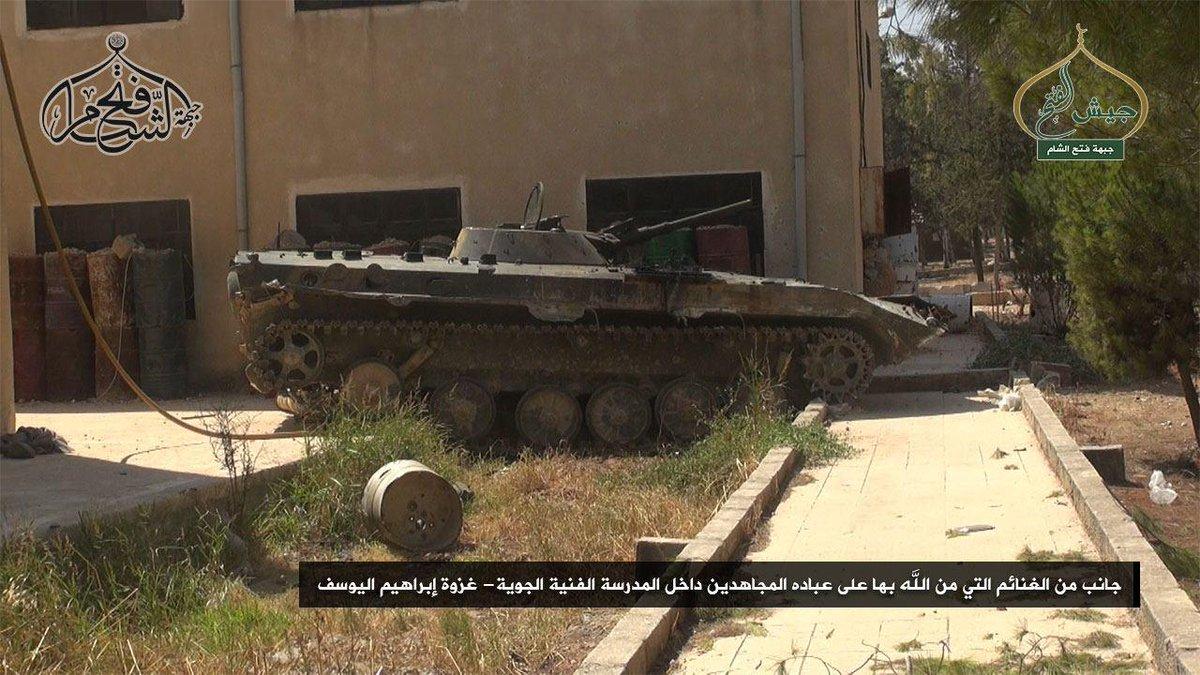 Syrian Civil War: News #9 - Page 4 CpQxO-UXgAA-EWl