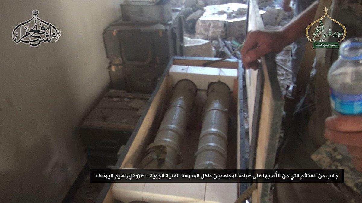 Syrian Civil War: News #9 - Page 4 CpQyJzCXgAEicmR