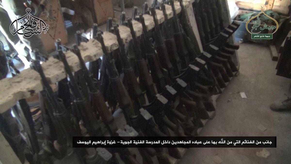 Syrian Civil War: News #9 - Page 4 CpQyNOyXEAA_45v
