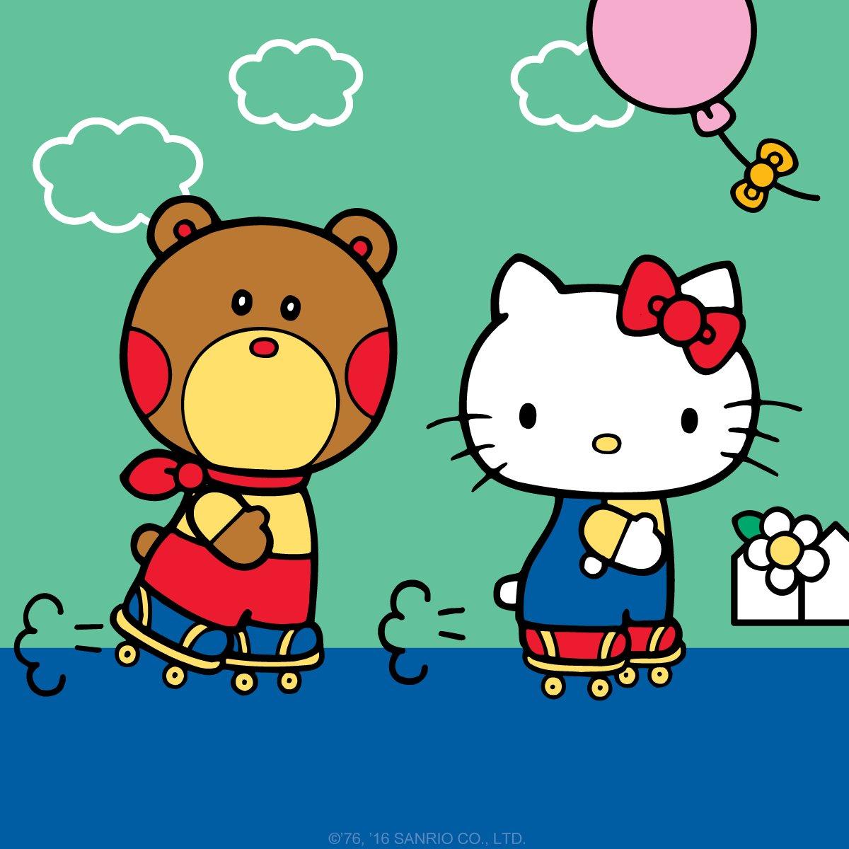 Hello kitty on twitter happy friendshipday everybody as hellokitty always says you can - Hello kitty hello ...