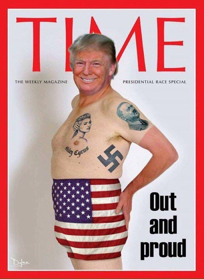 """""""Я не имею ни малейшего отношения к России"""", - Трамп - Цензор.НЕТ 4232"""