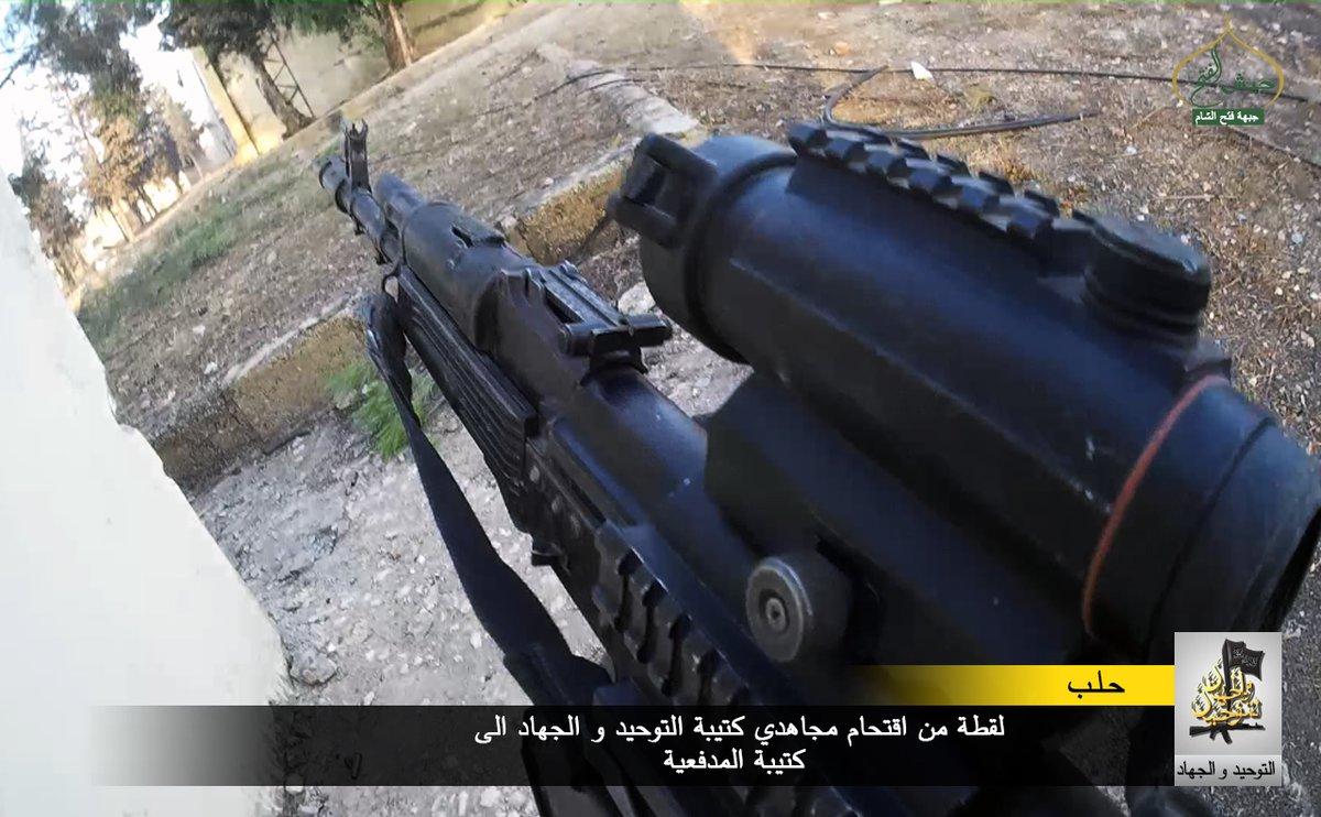 Syrian Civil War: News #9 - Page 4 CpRiZryWAAIdC4e