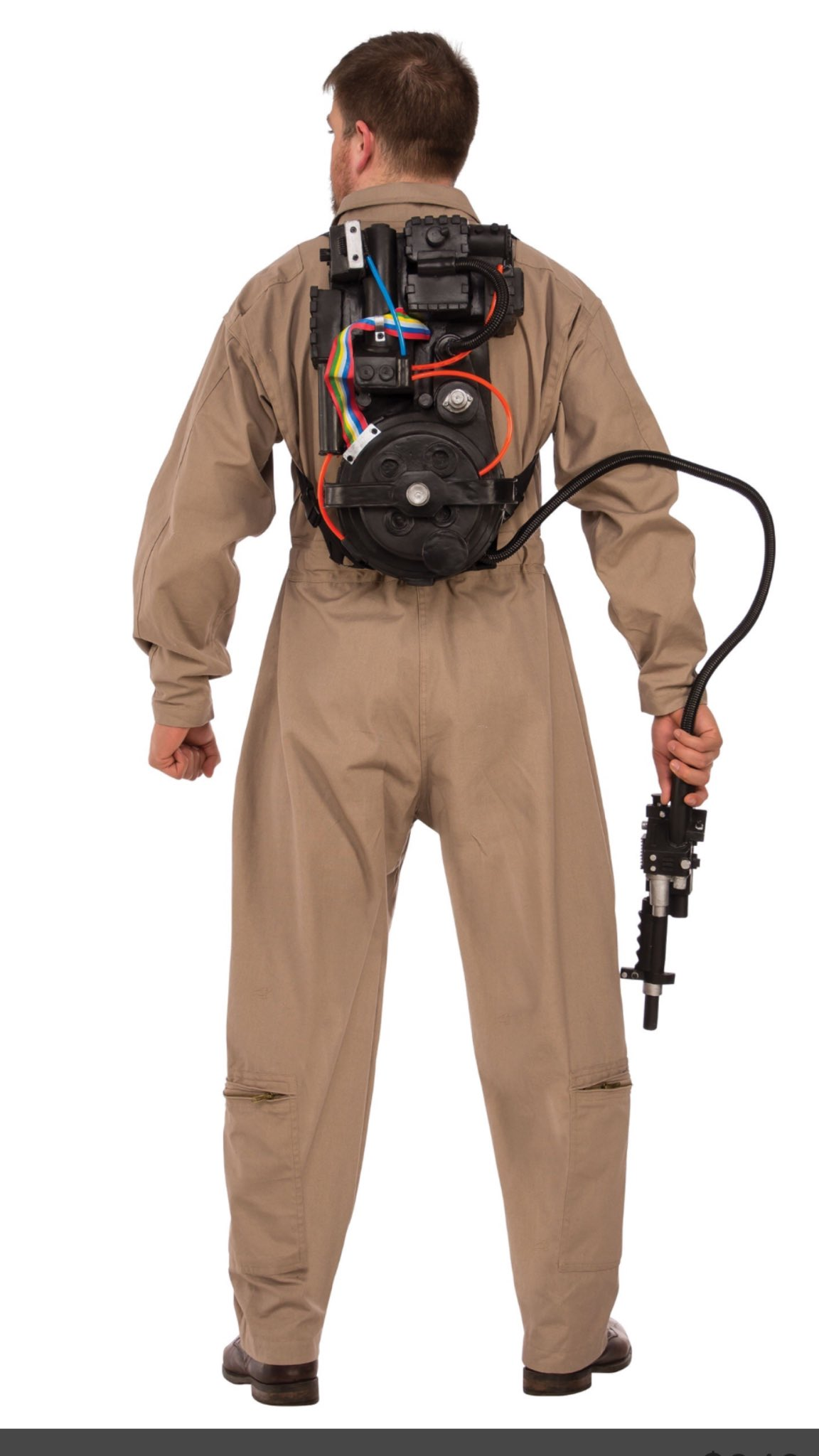 My proton pack shrunk in the wash https://t.co/mMWwjbH4W0