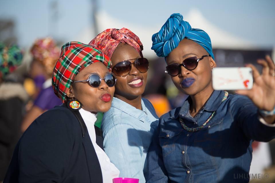 Mpho khati on twitter thank you to all the indlovukazi who came to support doek on fleek - Doek doek ...