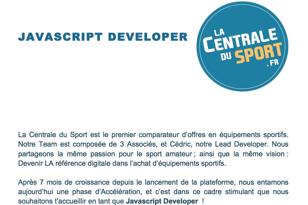 bb50759766 #Centrale_Sport recherche un nouveau #superheros pour servir le sport  amateur ! Apply : mickael@lacentraledusport.frpic.twitter.com/vM0i9E9hra