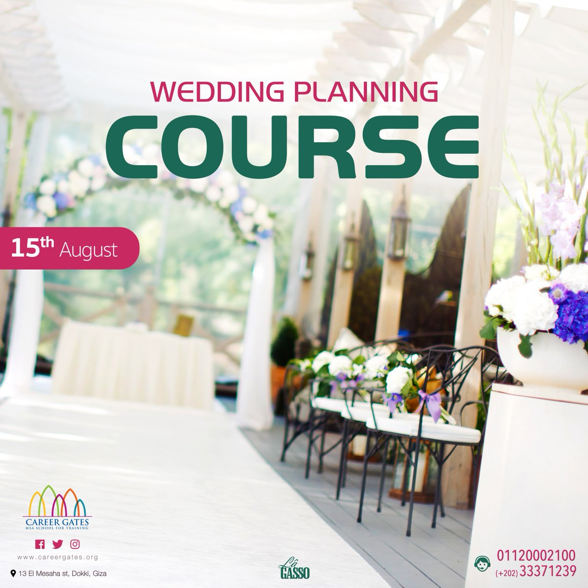 Wedding Planning Course Styling Interior Design Diploma