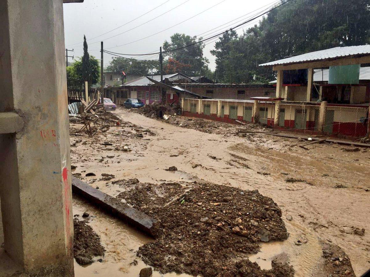 Messico, la tempesta tropicale Earl provoca almeno 38 morti
