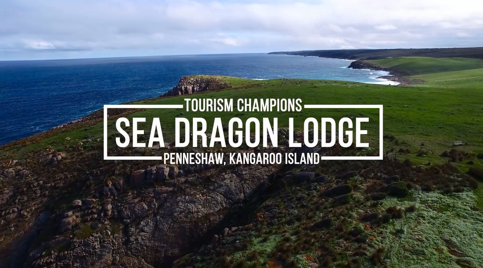 Introducing Tourism Champion - Sea Dragon Lodge - Watch their story here: https://t.co/vxLMK4zY9k @TourismAus https://t.co/l9NxP5xoD5
