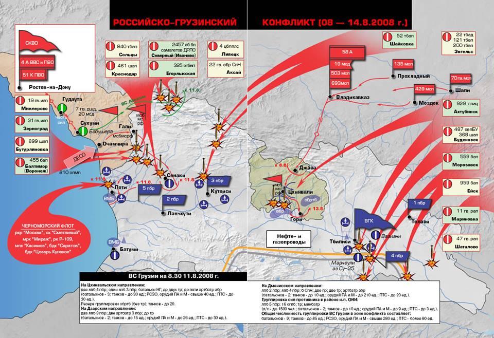 Россия выбрала следующей мишенью Украину, не получив жесткой международной реакции на войну с Грузией, - МИД - Цензор.НЕТ 458