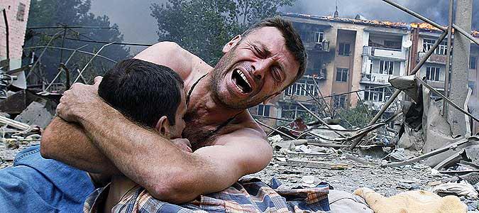 Военное вторжение РФ в Грузию было для Путина первой пробой сил, позволив ему сделать вывод, что границы дозволенного можно расширять, - Каспаров - Цензор.НЕТ 1194