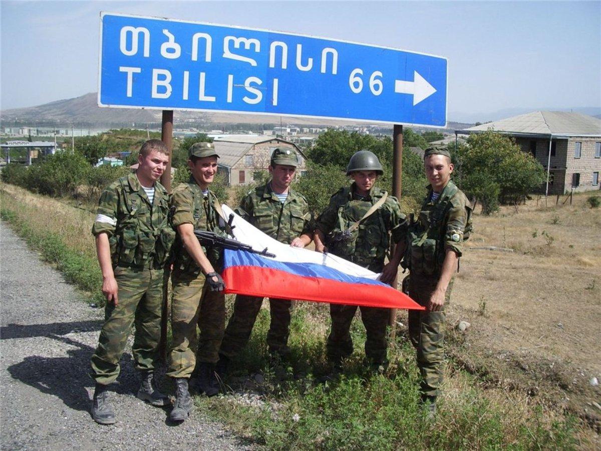 Военное вторжение РФ в Грузию было для Путина первой пробой сил, позволив ему сделать вывод, что границы дозволенного можно расширять, - Каспаров - Цензор.НЕТ 1181
