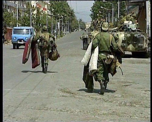 Военное вторжение РФ в Грузию было для Путина первой пробой сил, позволив ему сделать вывод, что границы дозволенного можно расширять, - Каспаров - Цензор.НЕТ 8110