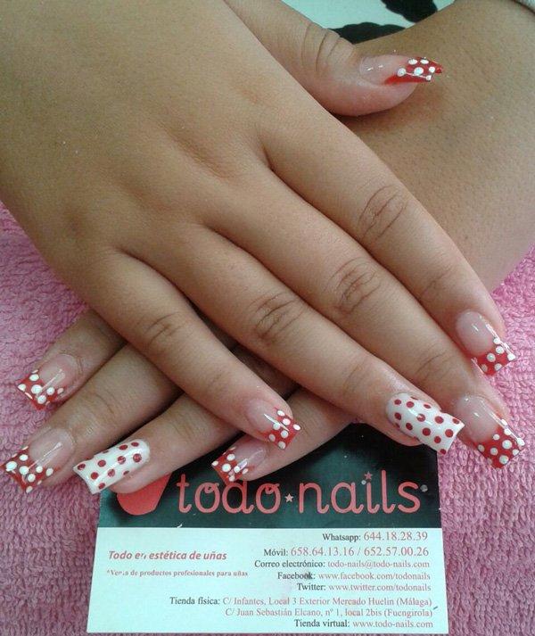 Todo Nails Sur Twitter Te Diseñamos Unas Uñas Para La