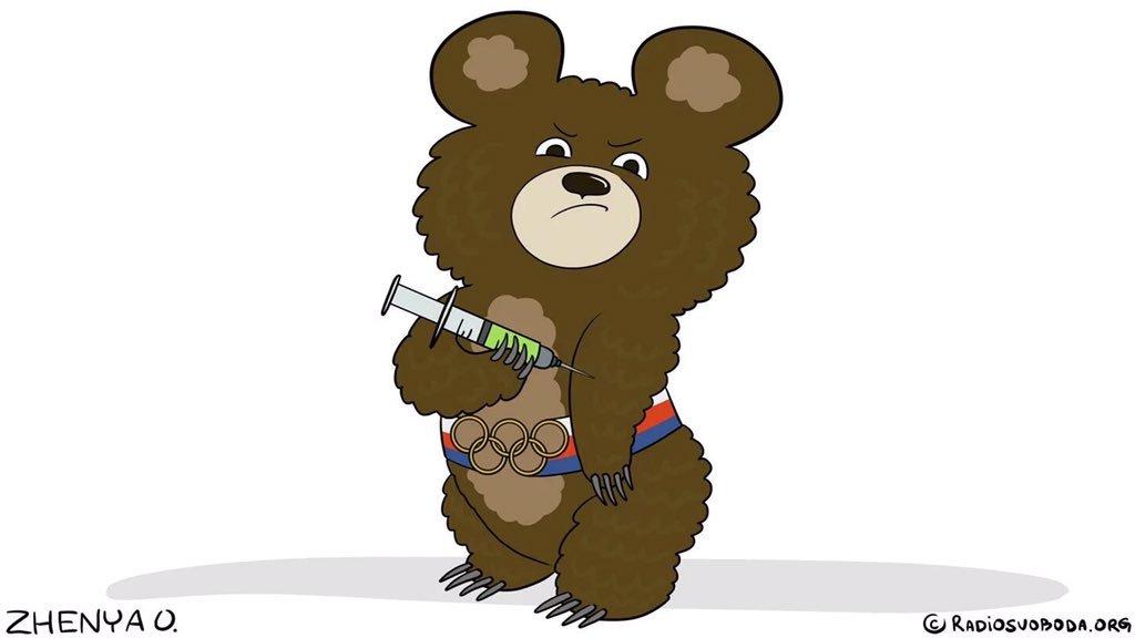 Россию нужно отстранить от Олимпиады-2018, - глава Британского антидопингового агентства Кенворти - Цензор.НЕТ 3757