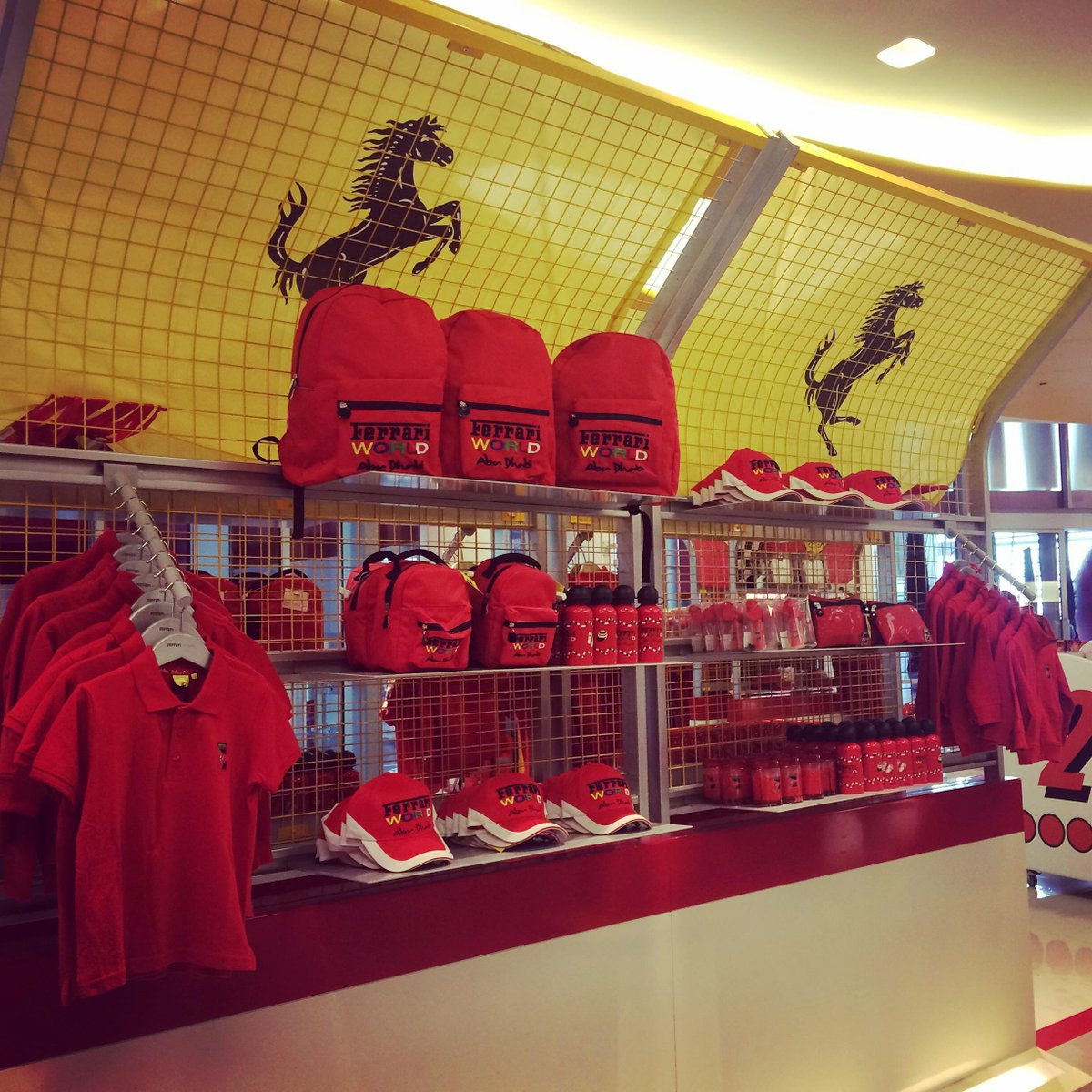 Ferrari World On Twitter Treat Your Kids To The Coolest School - Easily coolest school world
