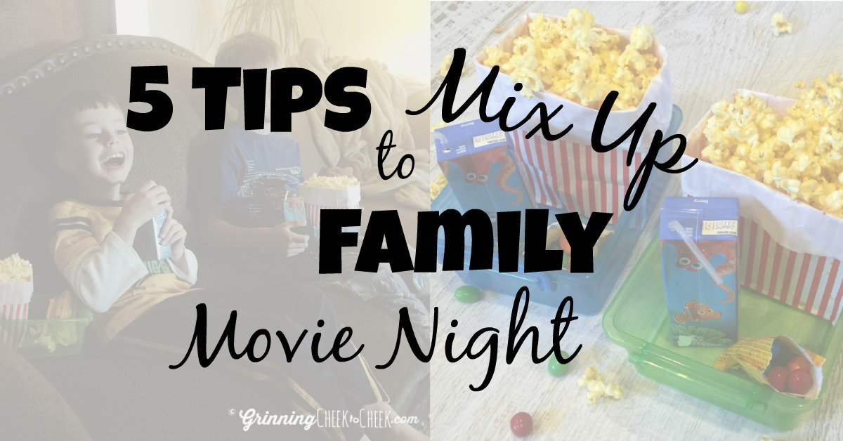 5 Tips to Mix-Up #FamilyMovieNight! & a #Giveaway with 3 winners! #VUDUFamilyMovies ad https://t.co/ztxa6Yca8L https://t.co/qjWiFDCWnR