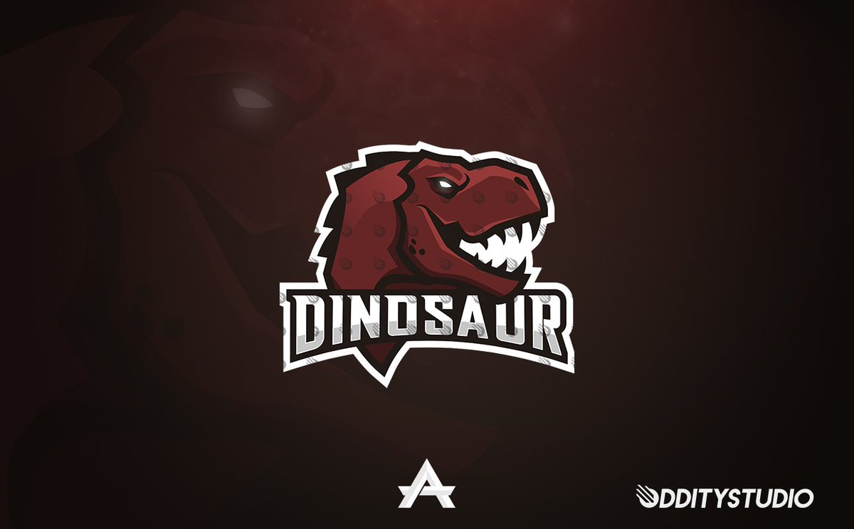 7blur on twitter quotdinosaur mascot logo on sale give