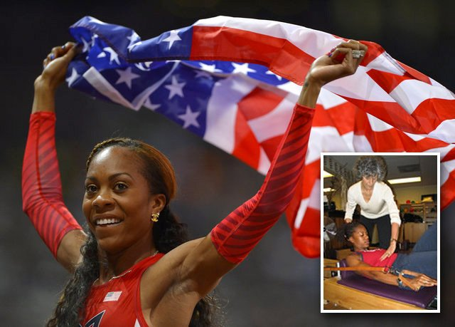 """""""Pilates has played a huge role in my success as an athlete, and in my life's goal of winning Gold"""" @SanyaRichiRoss https://t.co/G3QKaDnwmN"""