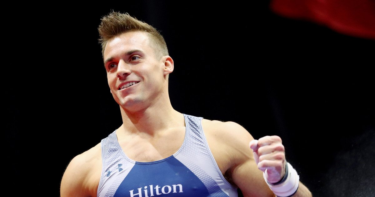 A brief rundown of the male gymnasts at Rio