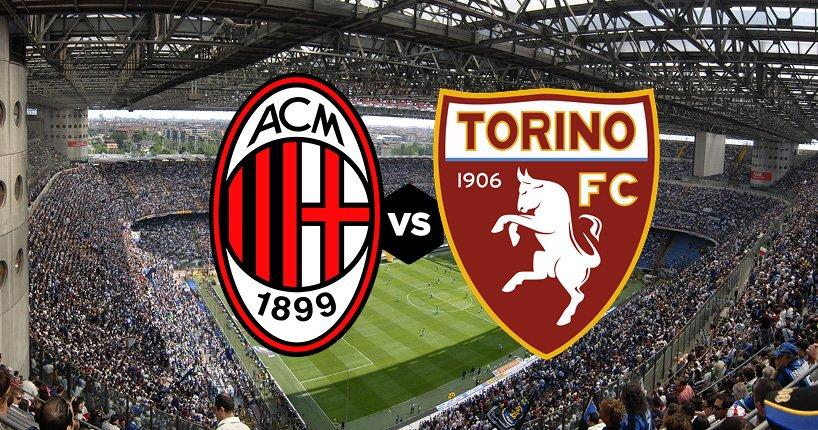 Calcio Serie A: Milan Torino Diretta Streaming, vedere  Gratis con PC Tablet e Mobile