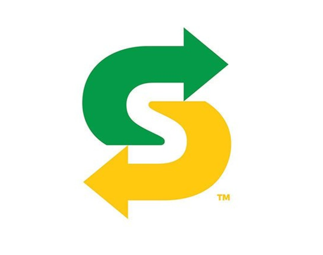 New @SUBWAY logo is a work of art. It perfectly communicates the two ways its sandwiches exit a human body.
